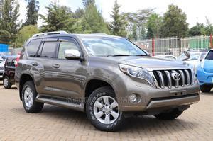 Toyota Land Cruiser Prado 2016 Gold   Cars for sale in Nairobi, Ridgeways