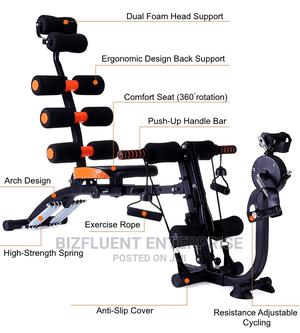 Six Pack Care ABS Fitness Machine +Pedals   Massagers for sale in Nairobi, Nairobi Central