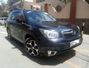 Subaru Forester 2014 Blue   Cars for sale in Nairobi, South C