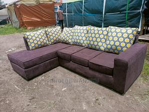 Modern L Shape Sofa Set | Furniture for sale in Nairobi, Kahawa