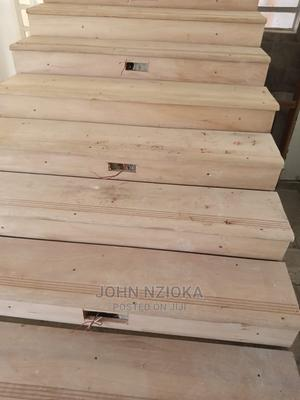 Wooden Floor and Staircase | Building & Trades Services for sale in Nairobi, Pumwani