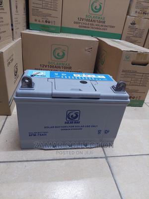 Original 75AH Solarmax Solar Batteries | Solar Energy for sale in Nairobi, Nairobi Central
