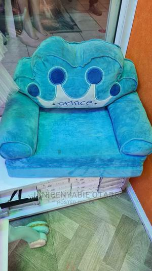 Kids Sofa, Available in Blue (Prince) and Pink (Princess)   Children's Furniture for sale in Nairobi, Parklands/Highridge