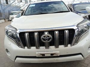 Toyota Land Cruiser Prado 2014 Pearl | Cars for sale in Mombasa, Ganjoni