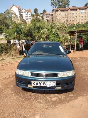 Mitsubishi Lancer / Cedia 2000 Blue | Cars for sale in Nairobi, Mountain View