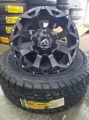 265/65r17 Yokohama MT Tyres Is Made in Japan | Vehicle Parts & Accessories for sale in Nairobi, Nairobi Central