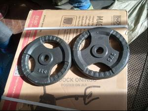 Barbell Weights   Sports Equipment for sale in Nairobi, Embakasi