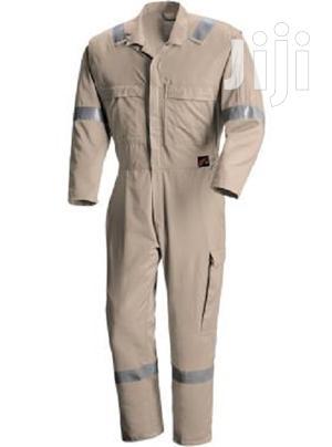 Overalls-Beige | Safetywear & Equipment for sale in Nairobi, Nairobi Central