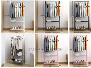 Metallic Clothes Rack | Home Accessories for sale in Nairobi, Nairobi Central