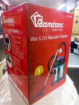 Quality Ramtons Wet and Dry Vacuum Cleaner | Home Appliances for sale in Nairobi, Nairobi Central