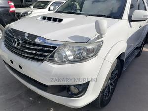 Toyota Fortuner 2013 Pearl   Cars for sale in Mombasa, Shimanzi
