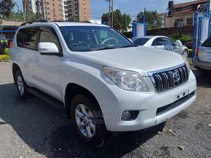 Toyota Land Cruiser Prado 2014 White   Cars for sale in Nairobi, Roysambu