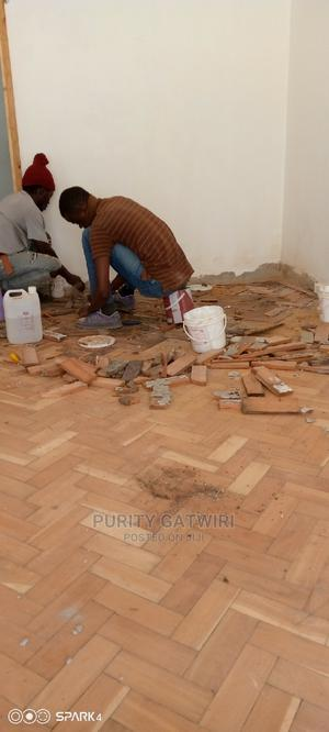 Solid Wooden Flooring Repair. | Building & Trades Services for sale in Nairobi, Westlands