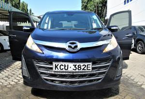 Mazda Biante 2011 Blue | Cars for sale in Mombasa, Tudor