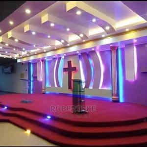 Church Wall And Ceiling Gypsum | Building & Trades Services for sale in Nairobi, Nairobi Central