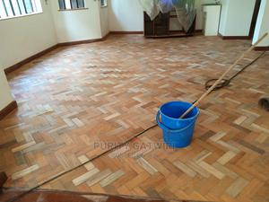 Wooden Floor Waxing and Bufing | Building & Trades Services for sale in Nairobi, Westlands