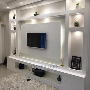 TV Wall Gypsum | Building & Trades Services for sale in Nairobi, Nairobi Central