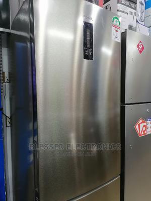 Haier 345 Litres Frost Free Double Door Fridge | Kitchen Appliances for sale in Nairobi, Nairobi Central