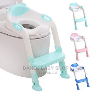 Baby Potty Trainer/Toddler Toilet Ladder | Baby & Child Care for sale in Nairobi, Nairobi Central