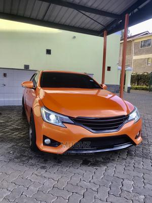Toyota Mark X 2012 2.5 RWD Orange | Cars for sale in Nairobi, Kilimani