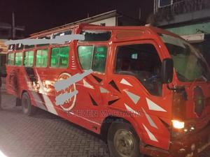 Isuzu Std 4760 2000 Red | Buses & Microbuses for sale in Nairobi, Nairobi Central