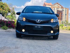 Toyota Vitz 2015 Gray   Cars for sale in Nairobi, Kilimani