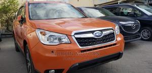 Subaru Forester 2014 Orange   Cars for sale in Mombasa, Changamwe
