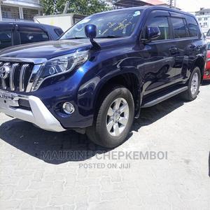 Toyota Land Cruiser Prado 2015 2.7 VVT-i Blue | Cars for sale in Mombasa, Mombasa CBD