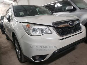 Subaru Forester 2014 White   Cars for sale in Mombasa, Ganjoni