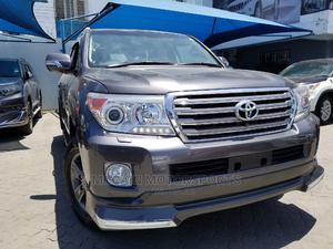 Toyota Land Cruiser 2015 Gray   Cars for sale in Mvita, Majengo