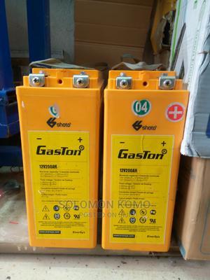 Gaston 200ah Slim Battery 20hr | Solar Energy for sale in Nairobi, Nairobi Central
