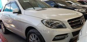 Mercedes-Benz M Class 2013 White | Cars for sale in Mombasa, Ganjoni