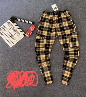 Checked Cargo Pants | Clothing for sale in Nairobi, Kilimani