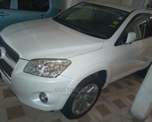 Toyota RAV4 2013 White | Cars for sale in Mombasa, Tudor