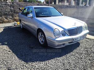 Mercedes-Benz E200 2000 Silver   Cars for sale in Nairobi, Kilimani