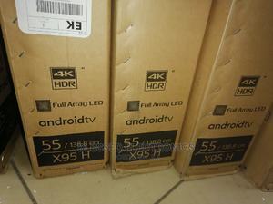 Sony 55x9500h Smart Android 4k Uhd TV   TV & DVD Equipment for sale in Nairobi, Nairobi Central