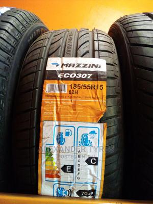 185/55 R15 Mazzini Tyre Made in China Nylon   Vehicle Parts & Accessories for sale in Nairobi, Nairobi Central