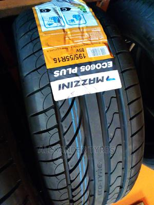 195/55 R15 Mazzini Tyre Made in China Nylon   Vehicle Parts & Accessories for sale in Nairobi, Nairobi Central
