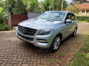 Mercedes-Benz M Class 2014 Silver | Cars for sale in Nairobi, Runda