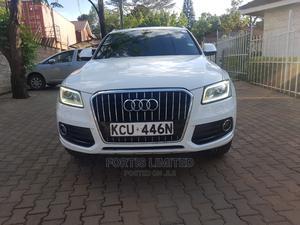 Audi Q5 2013 White | Cars for sale in Nairobi, Lavington