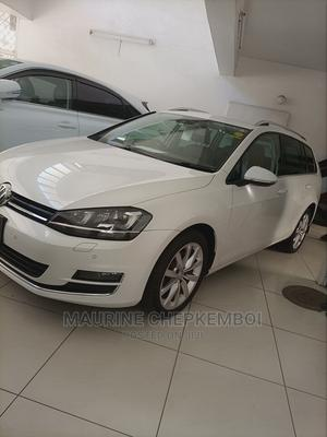 Volkswagen Golf 2014 White   Cars for sale in Mombasa, Mombasa CBD