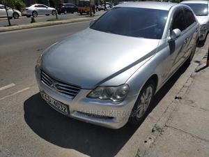 Toyota Mark X 2009 Silver | Cars for sale in Mombasa, Mombasa CBD