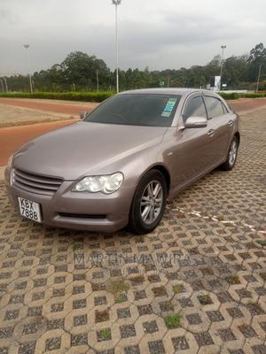 Toyota Mark X 2006 Brown | Cars for sale in Nairobi, Karen