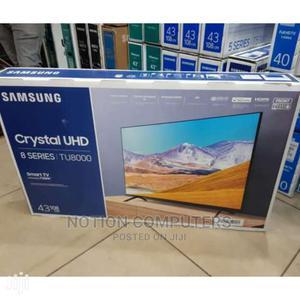 """Samsung 43TU8000 - 43"""" - Smart UHD 4K LED TV   TV & DVD Equipment for sale in Nairobi, Nairobi Central"""