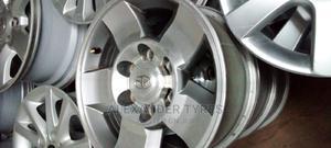 Hilux Ex Japan Original Rims 15 Inch Set   Vehicle Parts & Accessories for sale in Nairobi, Nairobi Central