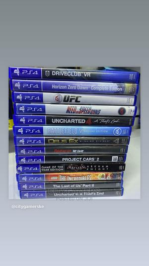 Preowned Games   Video Games for sale in Nairobi, Nairobi Central