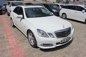 Mercedes-Benz E300 2012 White   Cars for sale in Nakuru, Nakuru Town East