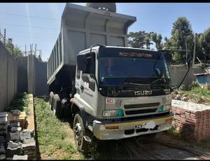 Isuzu FVZ Tipper 2018 16 Tons Truck   Trucks & Trailers for sale in Nairobi, Parklands/Highridge