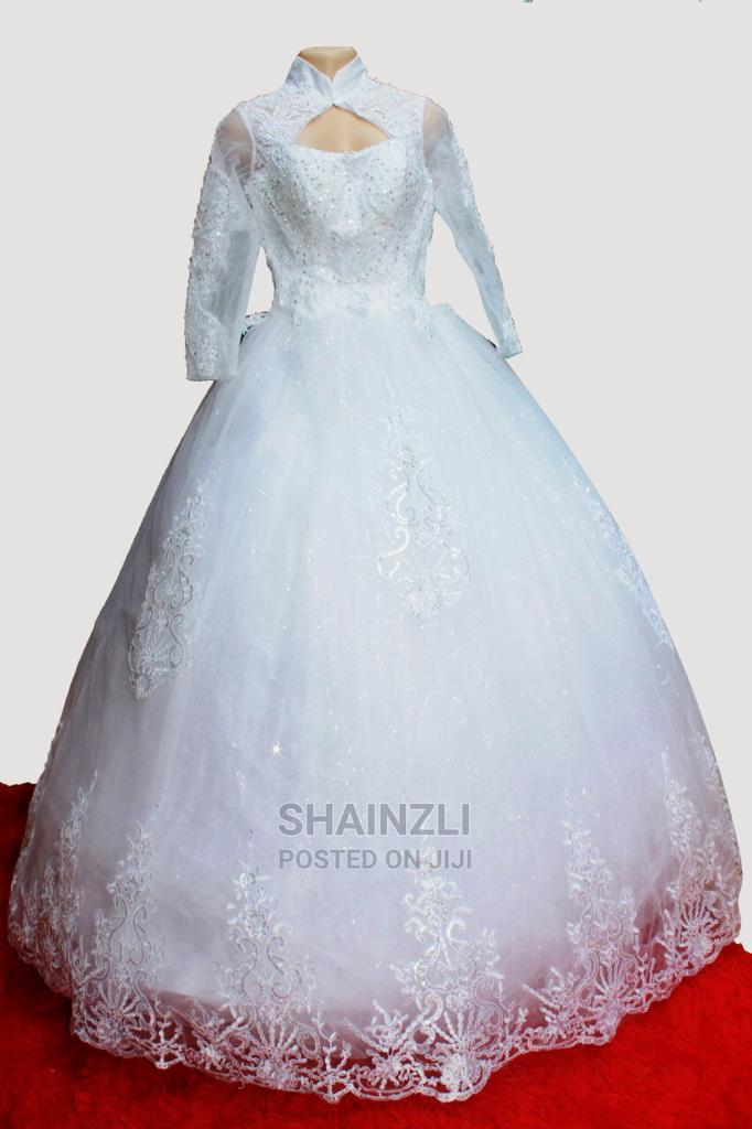 Archive: Imported Wedding Gown