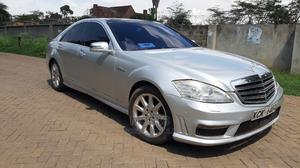Mercedes-Benz S Class 2009 Silver | Cars for sale in Nairobi, Woodley/Kenyatta Golf Course